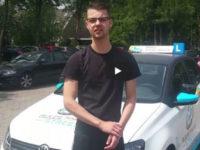 Olaf Bouhuijs - Rijbewijs gehaald bij Rijles Zonder Stress - video review
